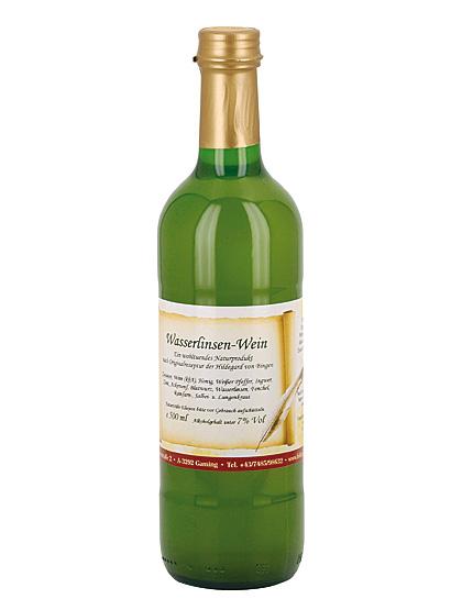 Wasserlinsen-Wein