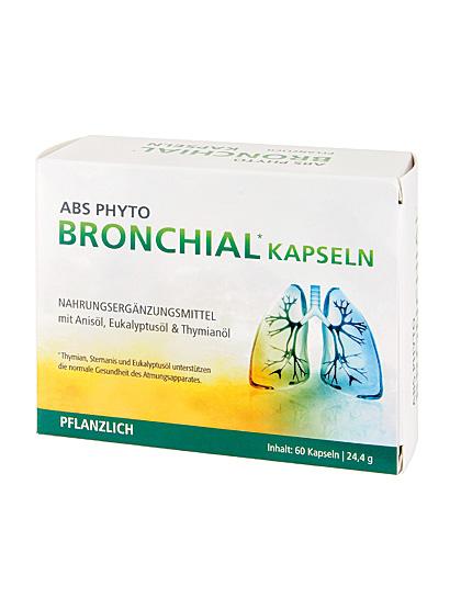 Bronchialkapseln