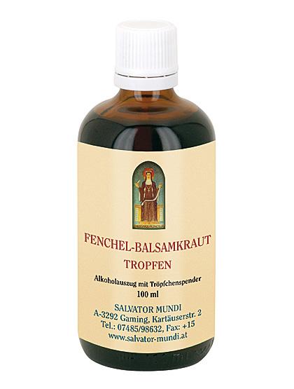 Fenchel-Balsam-Tropfen