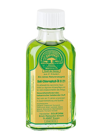 Soli-Chlorophyll-Öl