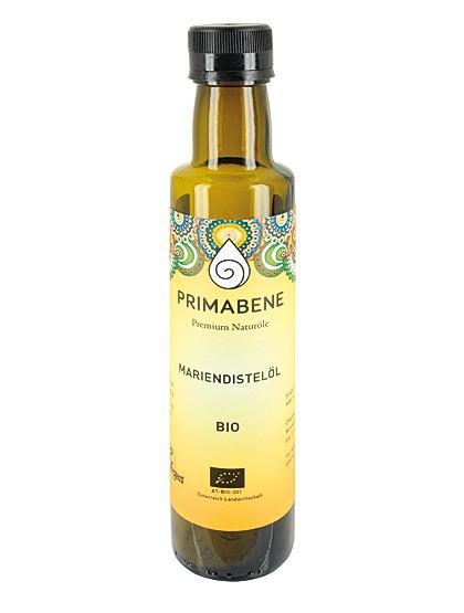 Mariendistel-Öl Bio