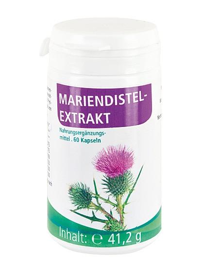 Mariendistel-Extrakt