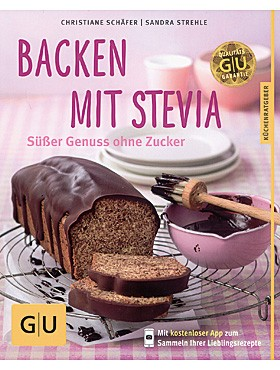 backen mit stevia weitere naturprodukte. Black Bedroom Furniture Sets. Home Design Ideas
