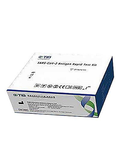 SARS-CoV-2 - Antigen Speichel Schnelltest