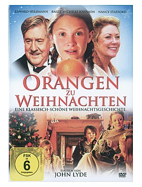 orangen zu weihnachten dvd. Black Bedroom Furniture Sets. Home Design Ideas